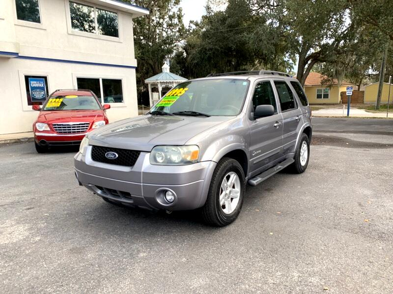 2007 Ford Escape Hybrid 4WD