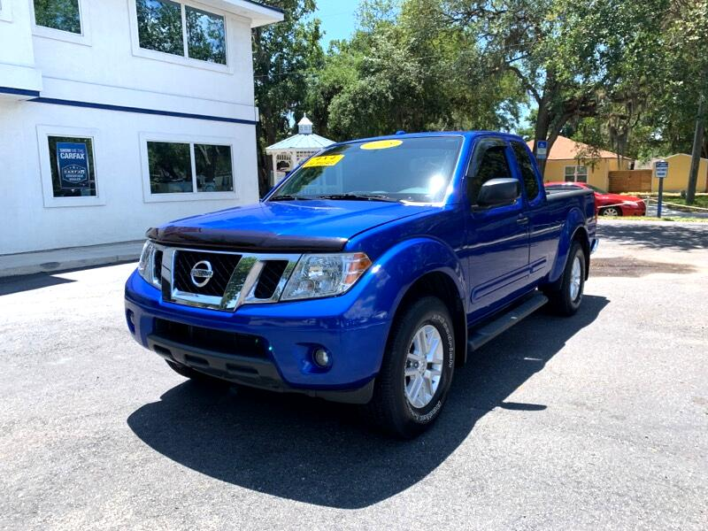 2015 Nissan Frontier 2017.5 King Cab 4x4 SV V6 Auto