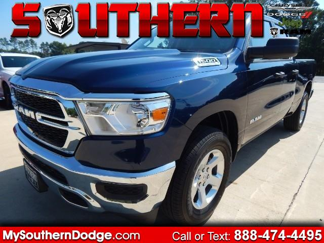 "2019 RAM 1500 Tradesman 4x4 Quad Cab 6'4"" Box"