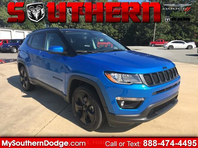 2019 Jeep Compass Altitude FWD