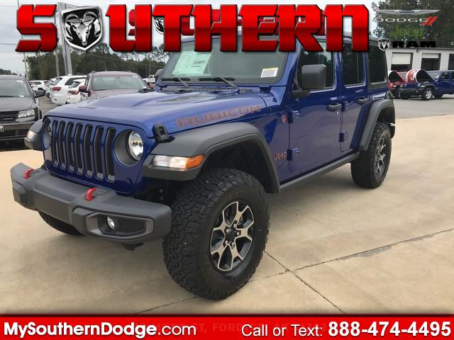 2018 Jeep Wrangler Unlimited Unlimited Rubicon