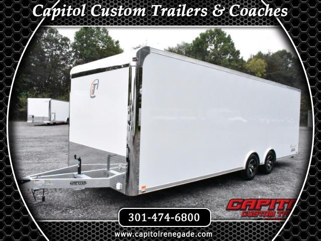 2018 Intech Trailers Custom SOLD UNIT