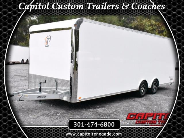 Intech Trailers Custom  2018