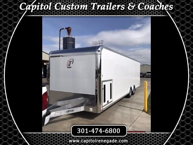 2018 Intech Trailers Custom 28ft Tag Lite Trailer SOLD UNIT