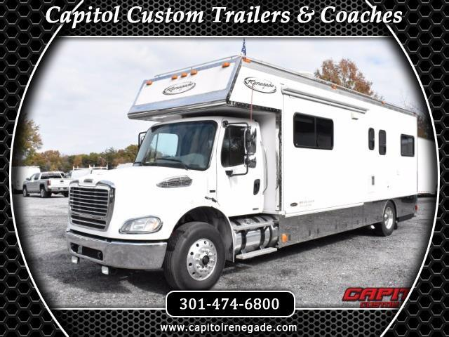 2008 Renegade Motorcoach Motorhome  34ft Motorcoach SOLD UNIT