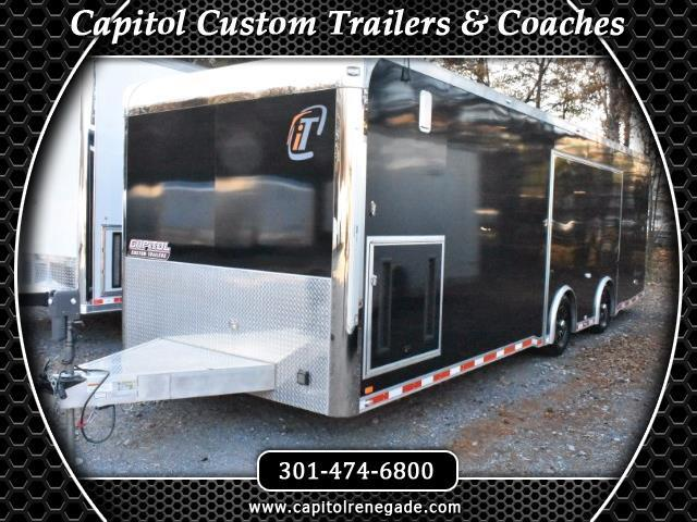 2016 Intech Trailers Custom 28' Intech SOLD UNIT