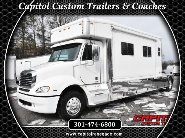 2007 Freightliner Columbia 17' United Specialties Toterhome SOLD UNIT