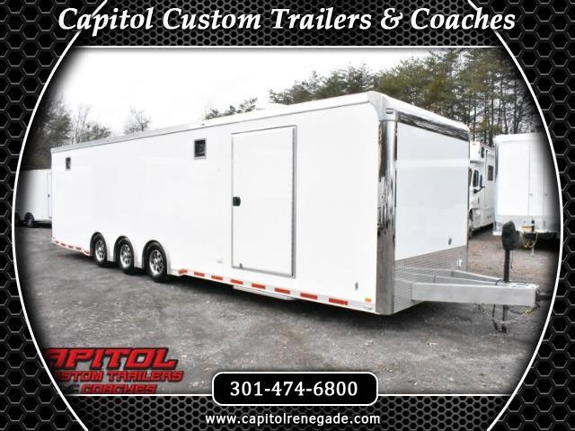 2014 Intech Trailers Custom 32' SOLD UNIT