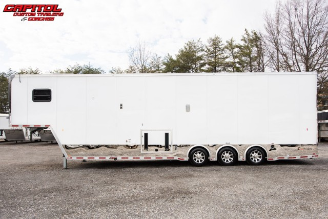 2016 Intech Trailers Custom 40ft SOLD UNIT