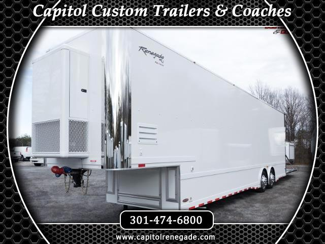 2018 Renegade Trailer 42ft Renegade Lift Gate SOLD UNIT