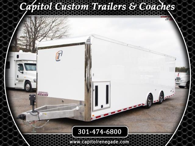 2018 Intech Trailers Icon 32' Intech SOLD UNIT
