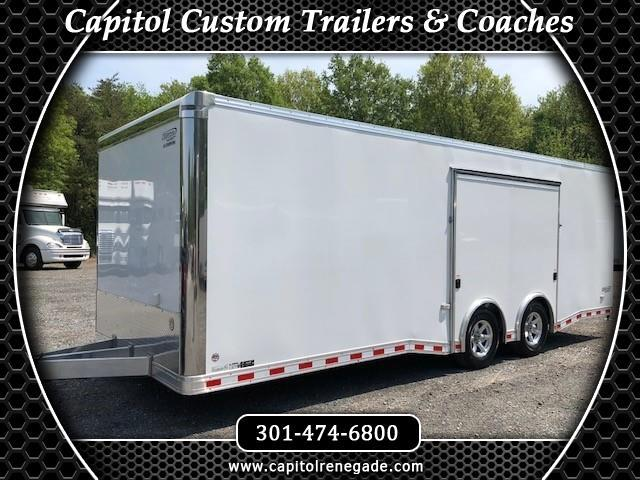 2018 Bravo Trailers Star 24' Tag Full Access Door