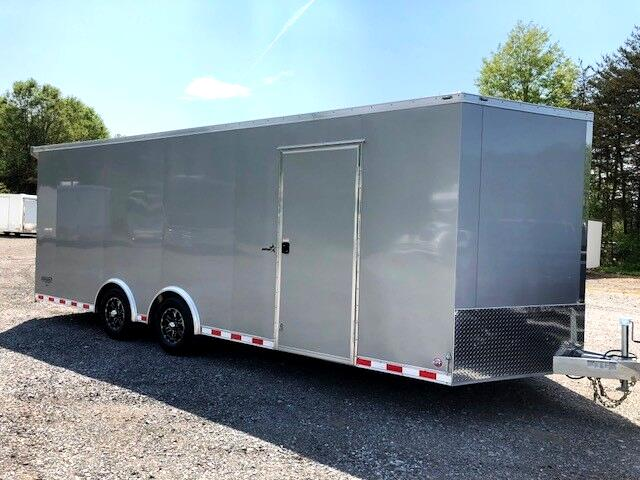 2019 Bravo Trailers Star 22' V Nose Tag Trailer