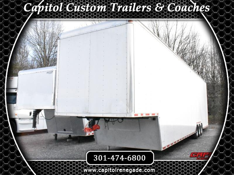 United Trailers Gooseneck  2006