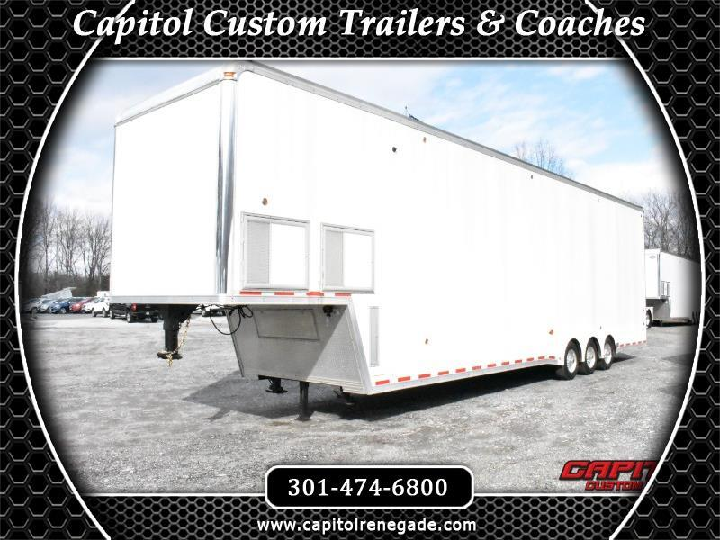 United Trailers Gooseneck  2014