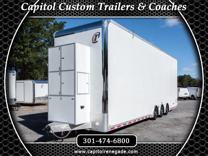 Intech Trailers Custom  2019