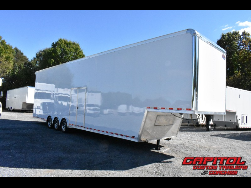 2019 United Trailers Gooseneck 44' United Sprint Car Hauler