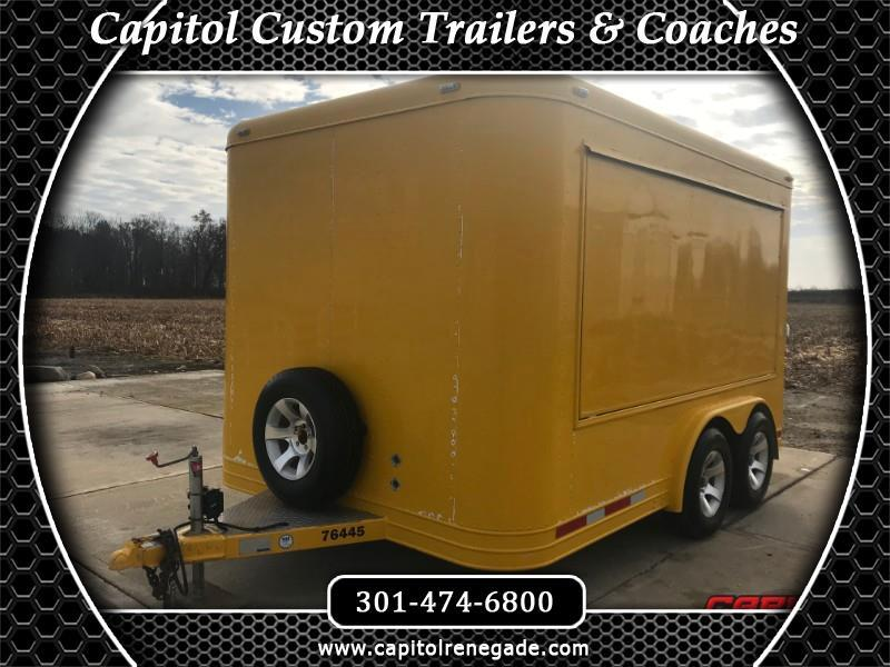 2005 Featherlite Trailers 1610 SOLD UNIT
