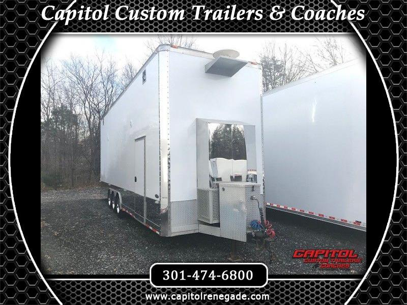 2008 Renegade Stacker Trailer SOLD UNIT