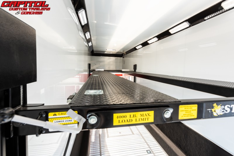 2019 Bravo Trailers Icon 30' Stacker Trailer
