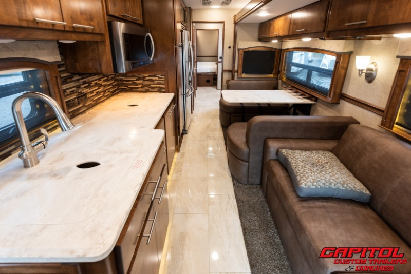 2019 Renegade Motorcoach 39ft Short Coach Tandem Axle 3 Slides
