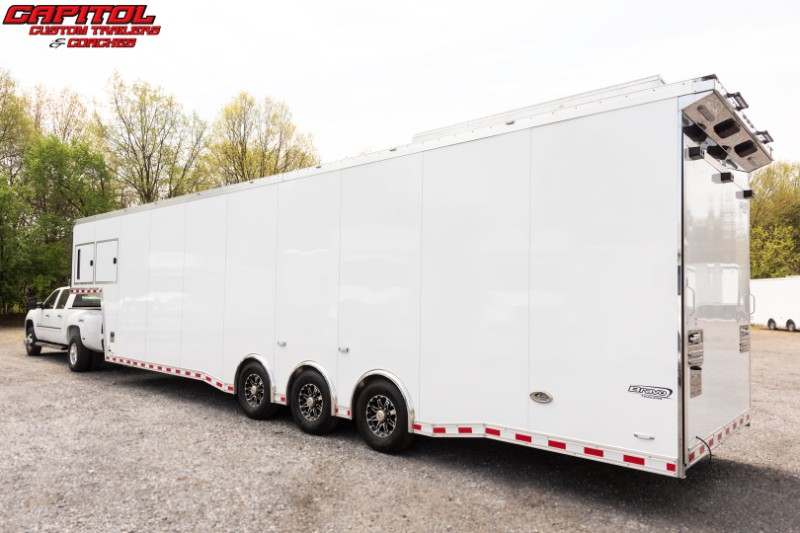 2020 Bravo Trailers Icon 40' Dirt Late Model