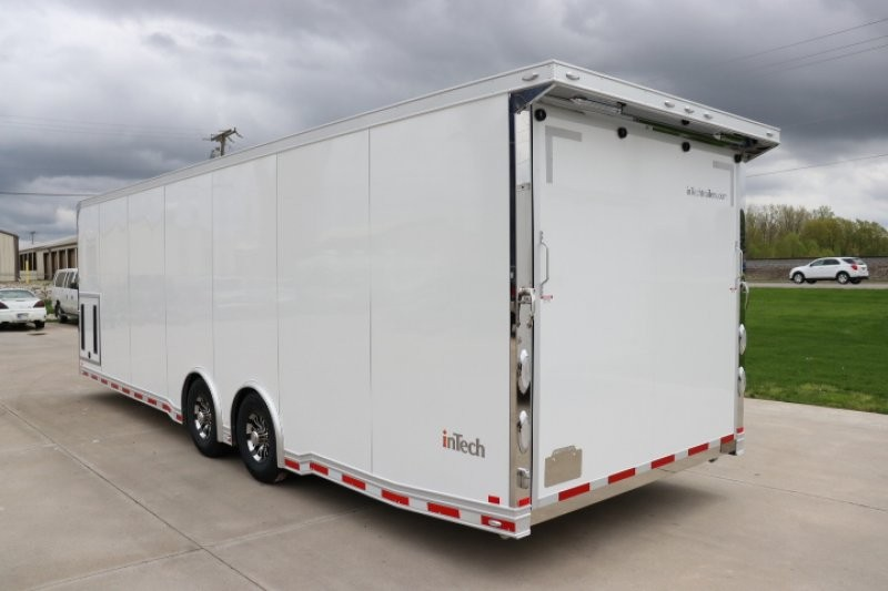 2019 Intech Trailers Icon 28' ICON All Aluminum Car Hauler
