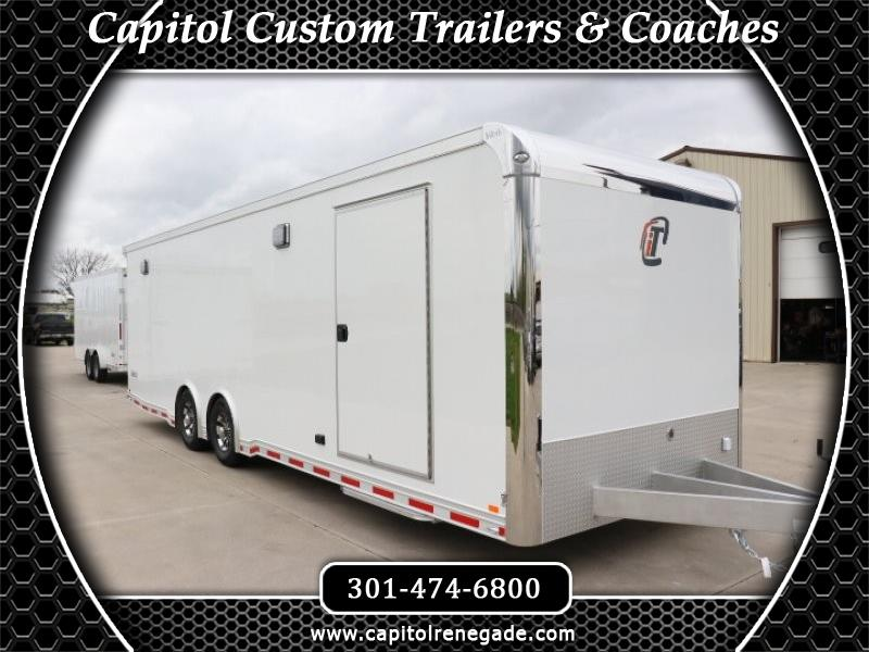 2020 Intech Trailers Icon 28' ICON All Aluminum Car Hauler