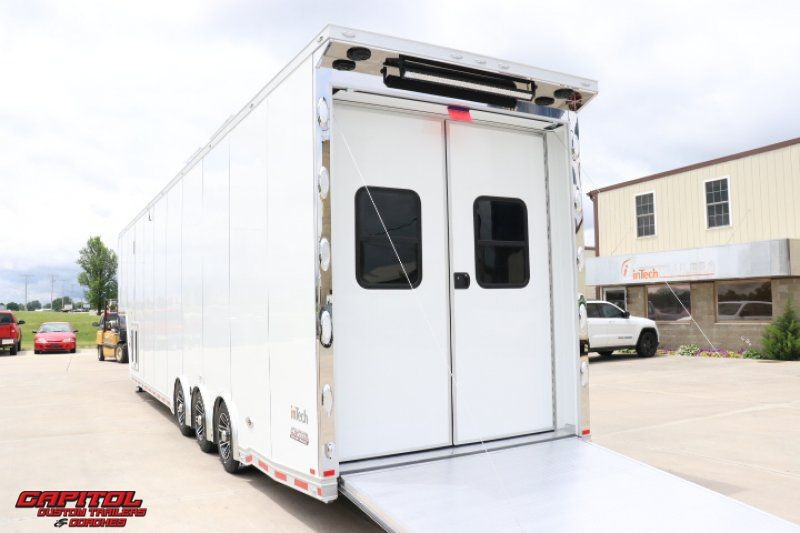 Intech Trailers Icon  2020