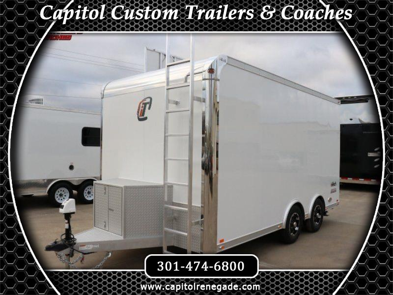 Intech Trailers Custom  2020
