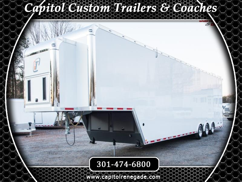 Intech Trailers Gooseneck  2021