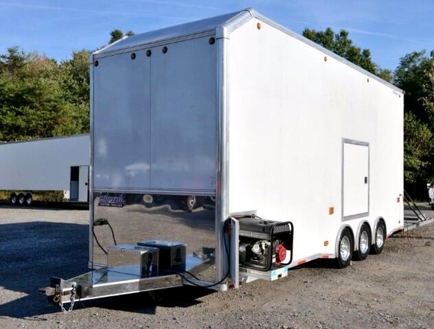 2005 Wildside Liftgate Trailer SOLD UNIT