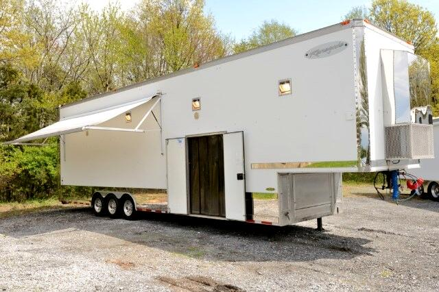 2006 Renegade Stacker Trailer 40ft Lift Gate SOLD UNIT