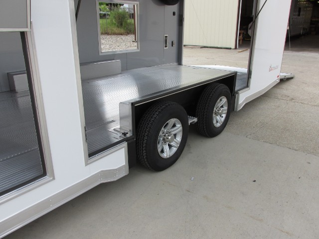 2015 Intech Trailers Custom 26ft Custom Full Escape Door