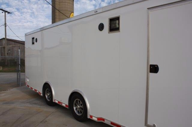 Intech Trailers Custom  2016
