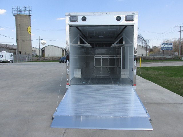 2016 Intech Trailers Custom 28FT I-Con