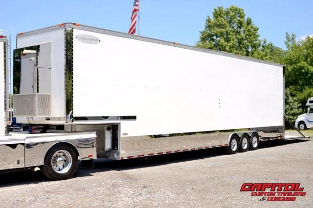 2006 Renegade Trailer 44ft Lift Gate SOLD UNIT