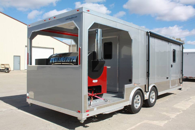 2016 Intech Trailers Icon BBQ Trailer