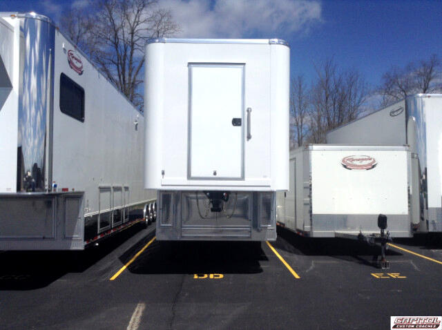 2014 Renegade Gooseneck Trailer SOLD UNIT