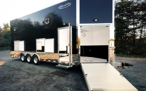 2011 Renegade Stacker Trailer SOLD UNIT
