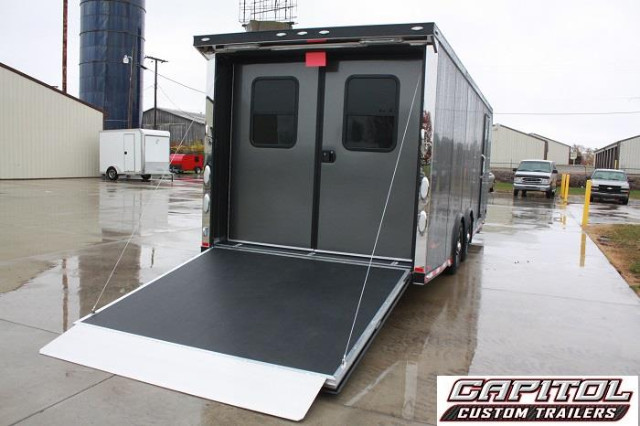 2016 Intech Trailers Icon 24 Ft Custom Aluminum