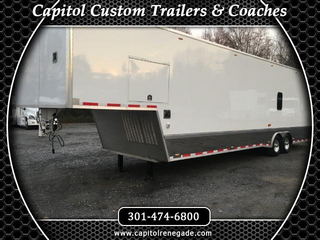 2012 S&S Dura-line G/N Stock 38ft Custom Trailer SOLD UNIT