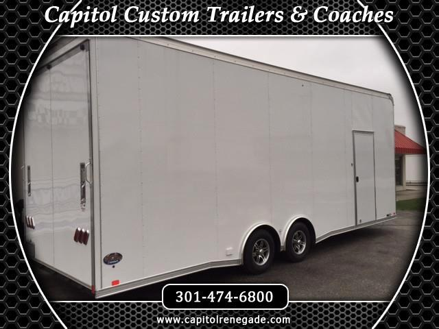2015 United Trailers Trailer 26ft Sprint Car Trailer SOLD UNIT