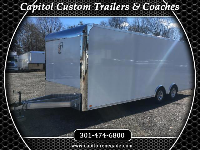 2016 Intech Trailers Custom 24ft Intech Lite Trailer SOLD UNIT