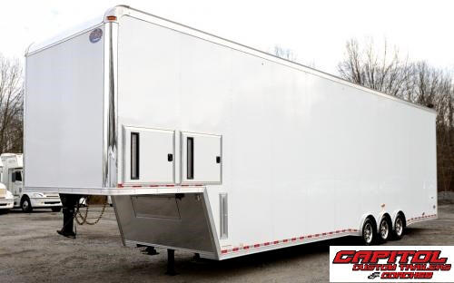 2016 United Trailers Super Hauler 44ft Sprint Car Trailer SOLD UNIT