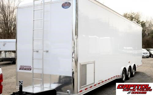 2016 United Trailers Super Hauler 30ft Dirt Late Model SOLD UNIT