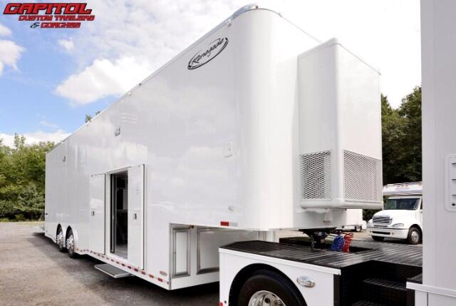 2017 Renegade Trailer 40ft Lift Gate SOLD UNIT