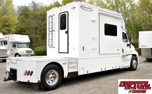 2017 Renegade Toterhome Cascadia 12ft Box 2 Slides SOLD UNIT