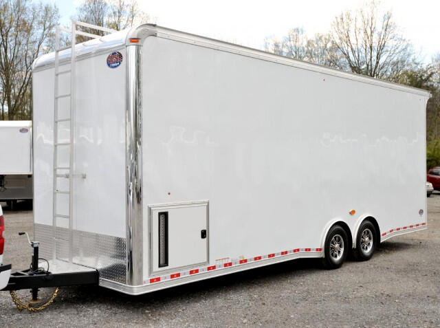 2016 United Trailers Super Hauler 26ft Sprint Car Trailer SOLD UNIT