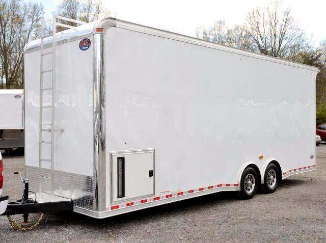 2017 United Trailers Super Hauler 26ft Sprint Car Trailer SOLD UNIT